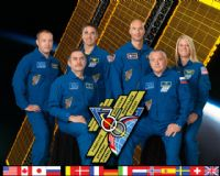 International Space Station Expedition 36 Official Crew Photograph